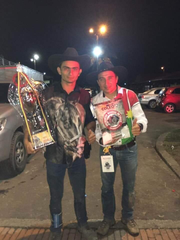 Nixon Osorio - Tercer Lugar- Club Enelar