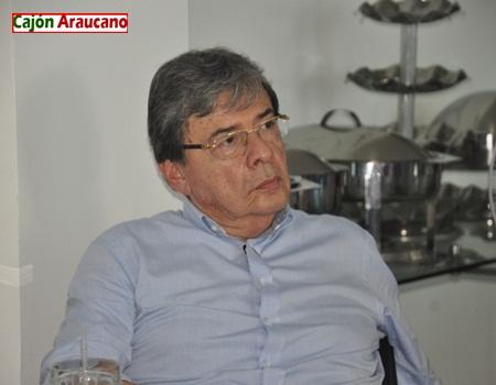 Nuevo Ministro de Defensa, Carlos Holmes Trujillo