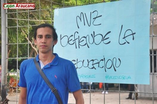 estudiantes de la UCC en Arauca entran en Paro.