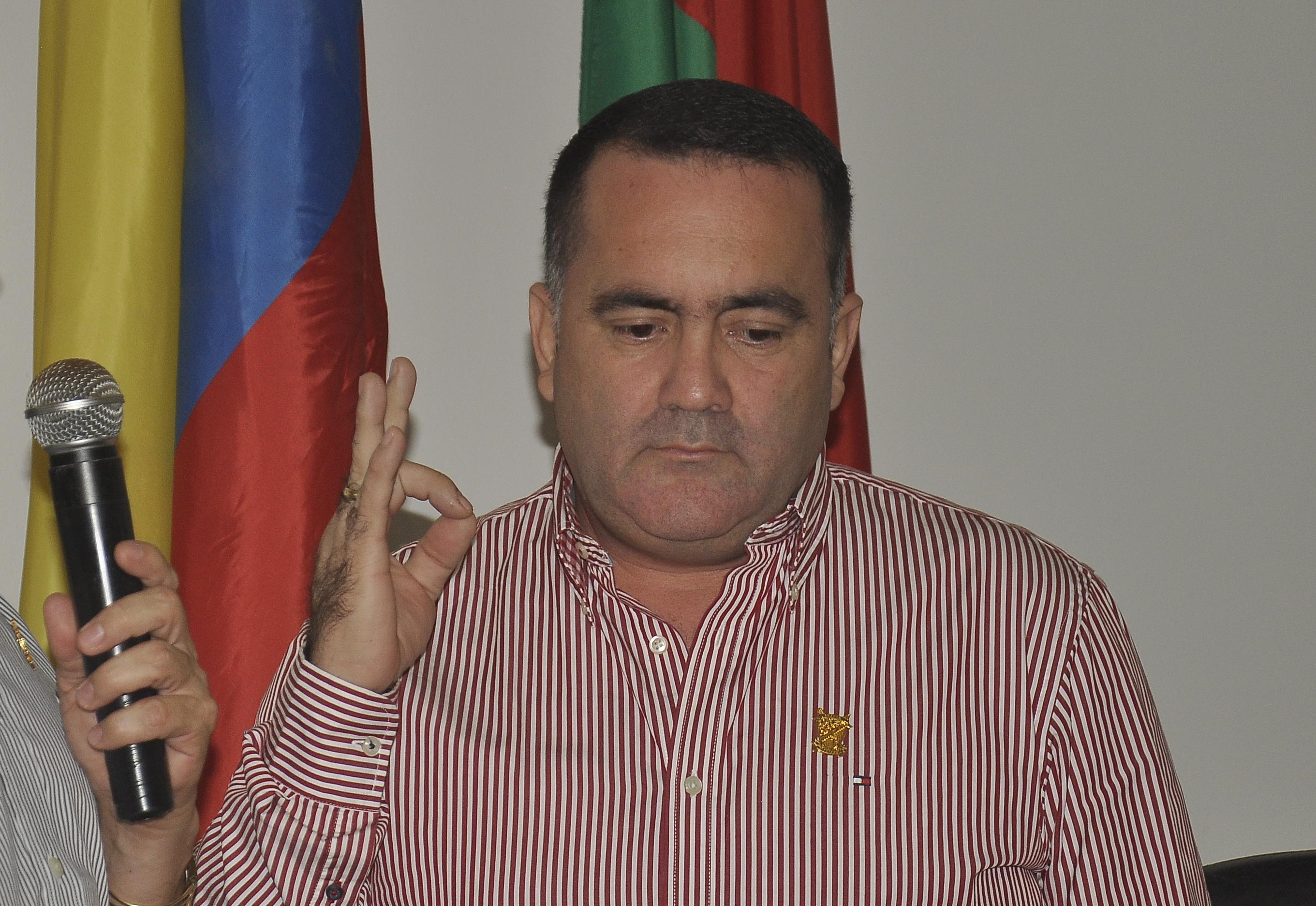 Carlos Hernández asumió la presidencia de la Asamblea de Arauca