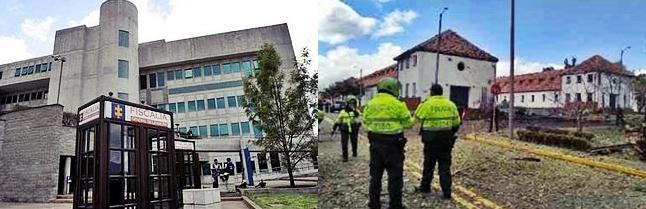 Trabajo conjunto de Fiscalía y Policía Nacional propinaron este golpe al ELN.