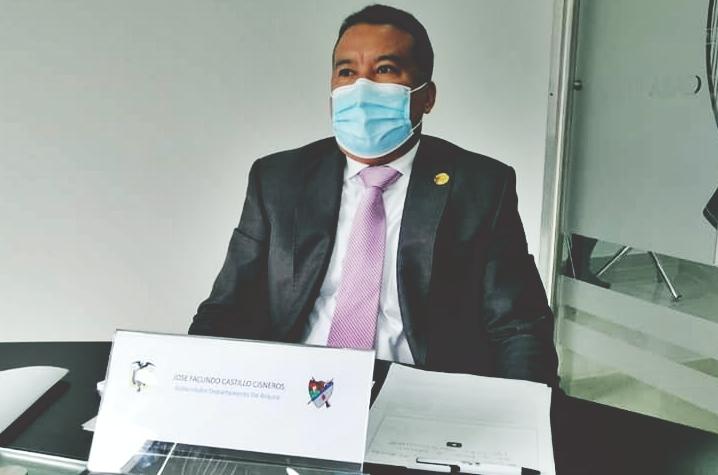 Gobernador de Arauca salió airoso en el Consejo de Estado.