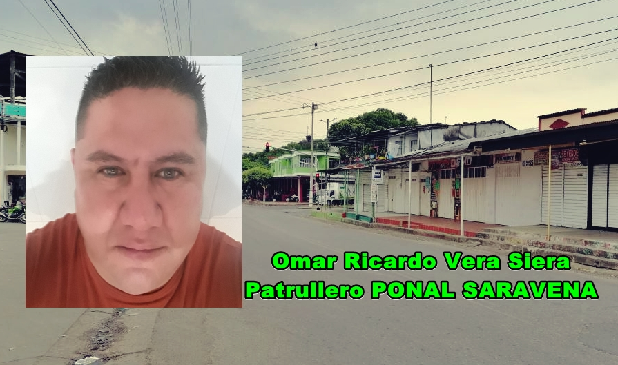 Omar Ricardo Vera Sierra se salvó en nuevo atentado contra su vida-.