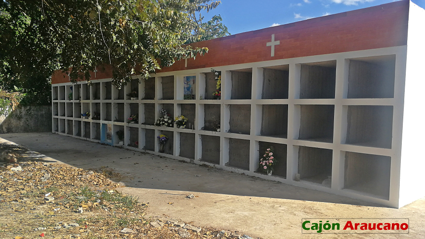 El cementerio de Arauca reportó más fallecidos por COVID-19-.