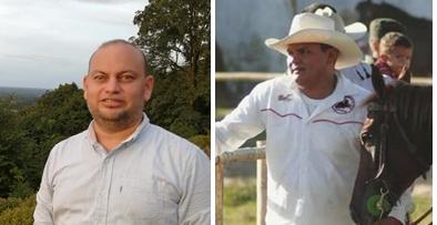 Uriel Peña y Miguel Guerrero, primeros cambios en la Gobernación de Arauca.