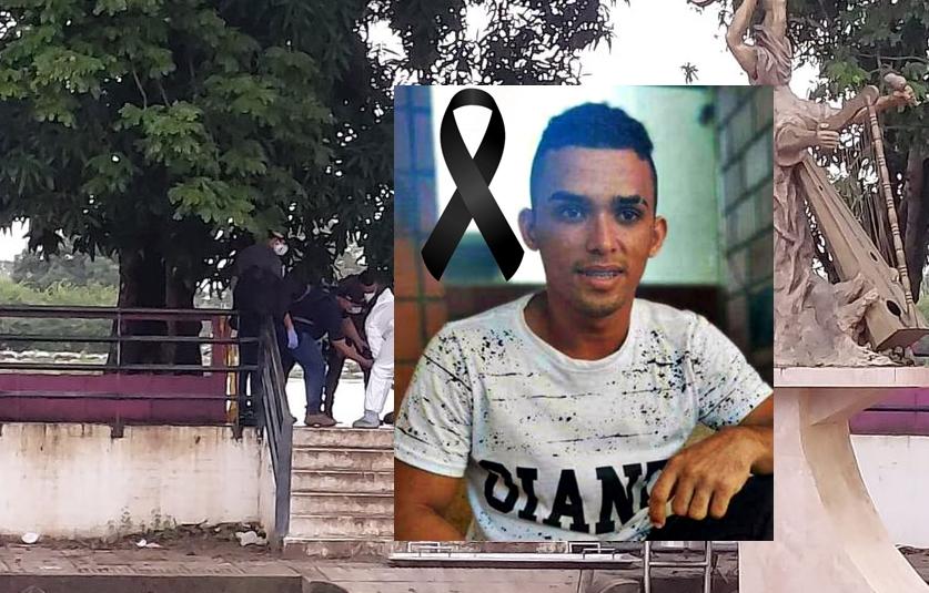 Carlos Quintero, QA.E.P.D.. su cuerpo apareció esta mañana en las aguas del río Arauca.