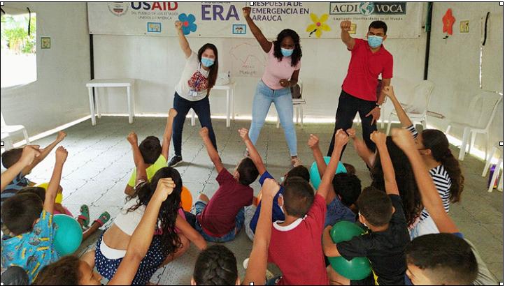 ART fortalece integración con la comunidad araucana.-