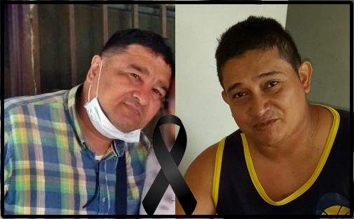 Julio Cesar Barrera Blanco Q.E.P.D. y Rafael Leonardo Navas Rodríguez Q.E.P.D.
