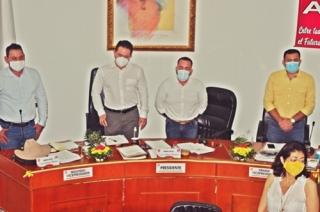 Asamblea Departamental inició nuevo periodo de sesiones extras.
