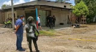 La confrontación belica en Arauca sigue dejando victimas civiles afectadas.