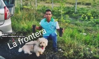 Yoner Rojas, deaparecido, 46 años.