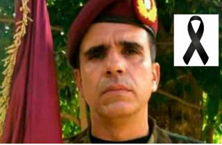 Sergio Negrín Alvarado- General asesinado por guerra interna en la GNB.