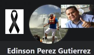 Edinson Pérez Gutierrez Q.E.P.D.