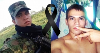 Wilder Alberto y Luis Santiago Cáceres Monterrey Q.E.P.D.