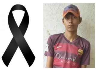 Con tan solo 20 años fue asesinado Elkin Darío Calderón en la capital araucana.
