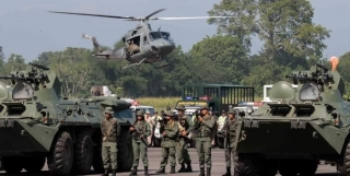 Nueva arremetida contra las disidencias de las FARC en el Estado Apure.-
