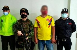 De nacionalidad venezolana es el capturado por tráfico de migrantes.-