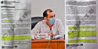 Juan Qüenza afirmó que no se retractará de lo dicho en la Asamblea.