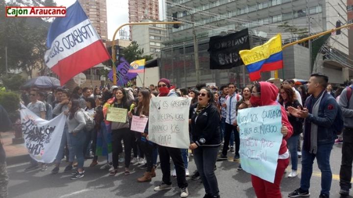 Movilizaciones del 27 de noviembre en la Capital.
