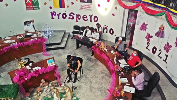 Debate de Control Político al Instituto de Desarrollo de Arauca IDEAR.